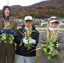 「旬を旅する」畑だより 石川県 ハーブ農園ペザン&群馬県 菜の花&長野県 ファームセンターレインボー